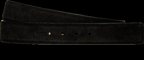 Suede Nubuck Leather Black Sku 615
