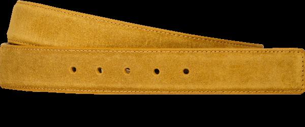 Suede Nubuck Leather Dark Gold Sku 617