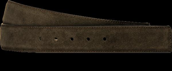 Suede Nubuck Leather Dark Grey Sku 616